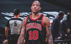 Chicago Bulls kích hoạt bom tấn DeMar DeRozan trong ngày thứ hai của phiên chuyển nhượng NBA 2021/22