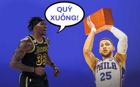 """Vừa rời khỏi Philadelphia 76ers, Dwight Howard đã """"cà khịa"""" đồng đội cũ: """"Ben Simmons, quỳ xuống!"""""""