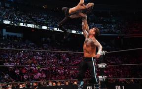 AEW All Out và những cú vả trời giáng tới ông lớn WWE