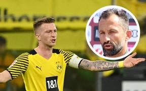 Sếp lớn Bayern Munich mỉa mai Marco Reus