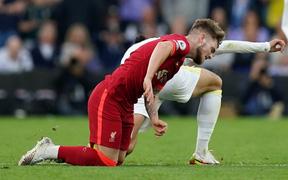 Sao trẻ Liverpool tiếc vì cầu thủ khiến mình chấn thương nặng kháng cáo bất thành