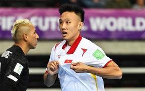 Cơ hội nào để futsal Việt Nam đi tiếp tại World Cup 2021 sau trận thắng Panama