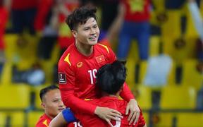 Hải Phòng ủng hộ tuyển Việt Nam đá vòng loại World Cup 2022 trên sân Lạch Tray