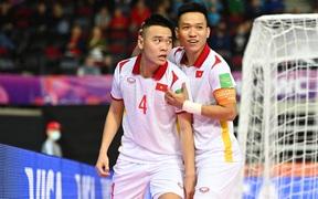 Đội trưởng tuyển futsal Việt Nam bị treo giò ở trận đấu quyết định gặp CH Czech
