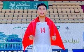 Cầu thủ sinh năm 1998 tung cú sút mang về 500 triệu cho tuyển futsal Việt Nam, và mở ra cơ hội tiến xa tại World Cup 2021