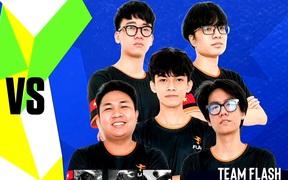 Team Flash và Divine Esports giành vé tới vòng bảng LMHT: Tốc Chiến SEA Championship
