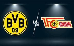 Nhận định, soi kèo, dự đoán Dortmund vs Union Berlin (vòng 5 Bundesliga)