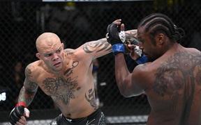 Anthony Smith khóa gục Ryan Spann trong hiệp đầu tiên, giật phần thưởng 50.000 USD từ UFC