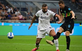 Hậu vệ thay nhau tỏa sáng, Inter Milan thắng huỷ diệt 6-1
