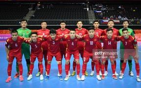 Vào vòng 16 đội World Cup, tuyển futsal Việt Nam được thưởng 1 tỷ đồng