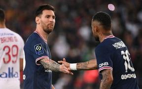 PSG có chiến thắng nghẹt thở vào phút 90+3' trong ngày Messi vẫn tịt ngòi