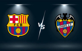 Nhận định, soi kèo, dự đoán Barcelona vs Levante (vòng 7 LaLiga)