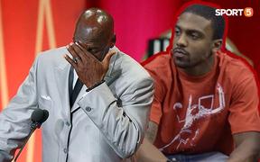 Con trai Michael Jordan bị bắt giam vì tấn công nhân viên y tế