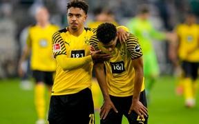Vắng Haaland, Dortmund thua bạc nhược tại Bundesliga