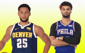 Ben Simmons bị Denver Nuggets thẳng thừng từ chối dù chỉ là tin đồn chuyển nhượng