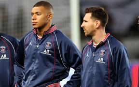 """Cựu sao PSG: """"Messi cần phải phục vụ Mbappe"""""""
