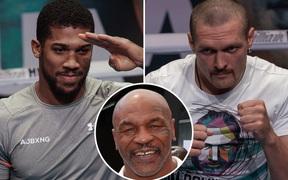 Mike Tyson không ấn tượng với màn thể hiện của Usyk và Joshua: Đấu vậy, liệu thắng được tôi thời đỉnh cao?