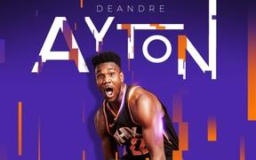 NBA Media Day 2021: Deandre Ayton khẳng định bản thân là trung phong được thèm muốn nhất giải đấu