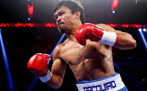 Manny Pacquiao: Tôi đã giải nghệ