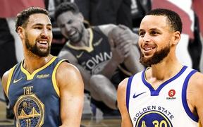 NBA Media Day 2021: Stephen Curry bồi hồi khi nghĩ tới ngày trở lại của Klay Thompson