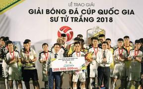 Quang Hải, Hà Nội bất lực nhìn Bình Dương tiến thẳng vào chung kết Cúp Quốc gia