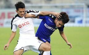 Quang Hải và dàn sao U23 Việt Nam của CLB Hà Nội tiếp tục kém duyên ở cúp Quốc gia