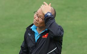 Nhật ký AFF Cup 2018 ngày 11/10: Thầy Park vẫn là điều khác biệt nhất