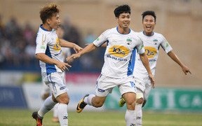 Nhiều cầu thủ U23 lọt đội hình tiêu biểu V.League 2018