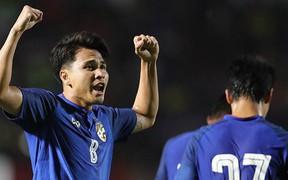 Bất ngờ lớn trong danh sách triệu tập của ĐT Thái Lan phục vụ AFF Cup 2018