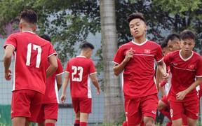 Đội tuyển U19 Việt Nam chuyển nơi đóng quân, chốt danh sách lần 1 trước thềm VCK U19 Châu Á