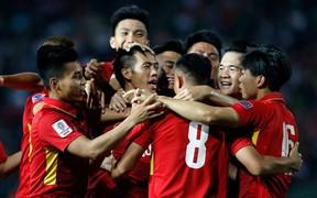 ĐTQG Việt Nam tập trung với 29 cầu thủ, danh sách được công bố vào ngày 8/10