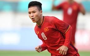 """Quang Hải: """"Các đội bóng Đông Nam Á không còn khoảng cách quá lớn, Thái Lan và Indonesia vẫn là mạnh nhất"""""""