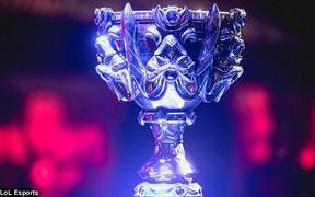 Điểm tin Esports ngày 7/10: Bí mật đằng sau hình ảnh 5 người đoàn kết nâng chiếc cup vô địch CKTG