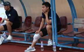 Vũ Văn Thanh đứt dây chằng, chính thức chia tay AFF Cup