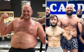 Giảm 65 kg trong vòng 1 năm, nhà cựu vô địch quyền Anh thế giới lột xác ngỡ ngàng