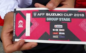 Vé AFF Cup 2018 trận Việt Nam vs Malaysia bị thổi giá gấp nhiều lần