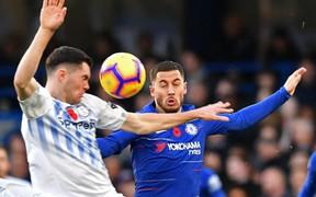 """Chelsea 0-0 Everton: The Blues đánh mất thế """"ngư ông đắc lợi"""""""