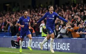 Chelsea 3-1 Crystal Palace: Morata rực sáng giúp The Blues tiếp đà thăng hoa