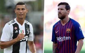 Ronaldo, Messi làm gì trong lúc Modric đăng quang Ballon d'Or?