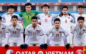 Người hâm mộ có thể xem U23 Việt Nam đá vòng loại U23 châu Á 2020 trên facebook