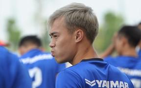 Thời trang tóc ấn tượng của dàn cầu thủ U23 Việt Nam