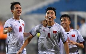 Văn Hậu được đưa lên mây sau khi giúp U23 Việt Nam vô địch sớm