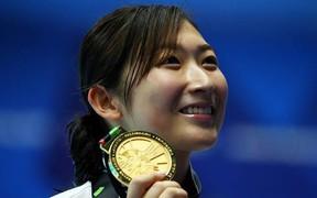 Nữ kình ngư xinh đẹp Nhật Bản giật giải MVP tại ASIAD 2018, nhận khoản tiền khủng