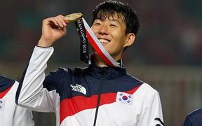 Hé lộ số tiền đội tuyển Olympic Hàn Quốc nhận được sau chiếc HCV ASIAD