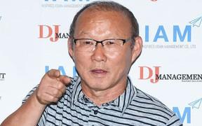 HLV Park Hang-seo muốn đưa Việt Nam lên đỉnh Châu Á