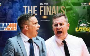 Game 3 VBA 2018 Finals: Ngày phán quyết?