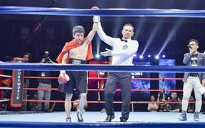 Việt Nam toàn thắng tại WBA Asia Boxing Title Match