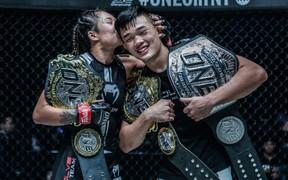 Hai chị em Angela và Christian Lee thắng lớn tại sự kiện lớn nhất lịch sử của ONE Championship