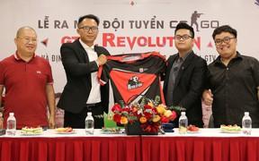 GTV ra mắt đội tuyển CSGO số 1 Việt Nam và công bố hệ thống giải đấu Esports hấp dẫn trong thời gian tới