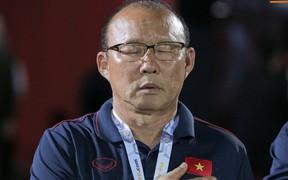 HVL Park hang-seo xin lỗi tuyển thủ Việt Nam sau chiến thắng thuyết phục Indonesia